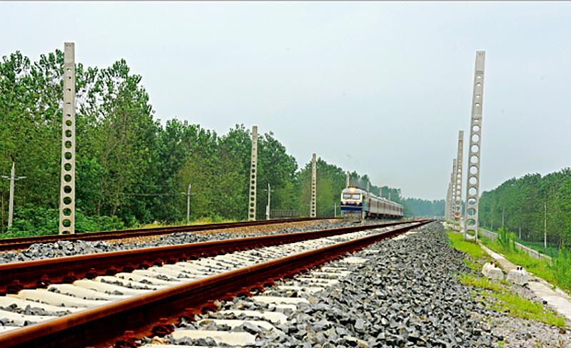 新建大塔至马场壕铁路平面防护工程FHSG-2标段